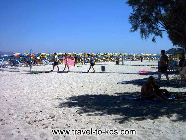 TIGAKI BEACH - The beautiful beach of Tigaki.