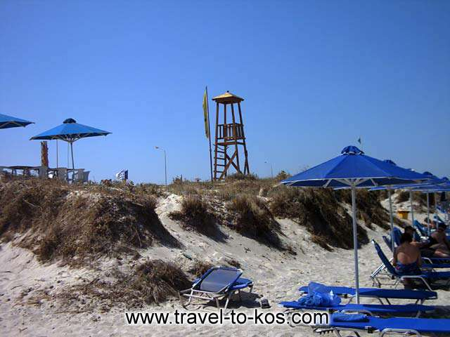 MARMARI BEACH - Marmari beach is near the village of Pili. 