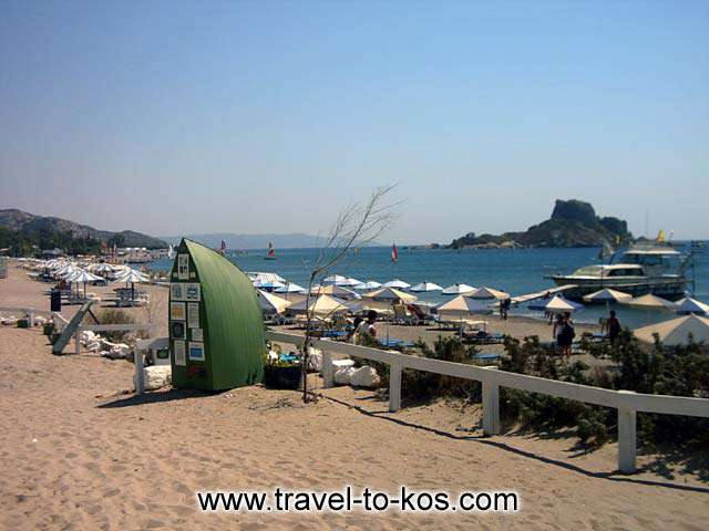 - Kefalos is one the most famous resorts of Kos. The beach is nery popular and attracts many tourist.