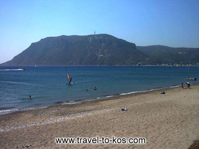 KEFALOS BEACH - Kefalos beach is situated at the southwest side of Kos and it is 43 km away from the town.