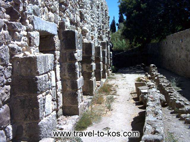 ANCIENT TOWN - Follow the old path and look around carefully the archaeological site.