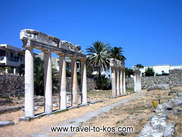 ANCIENT TOWN - Relic of the past of Kos island.
