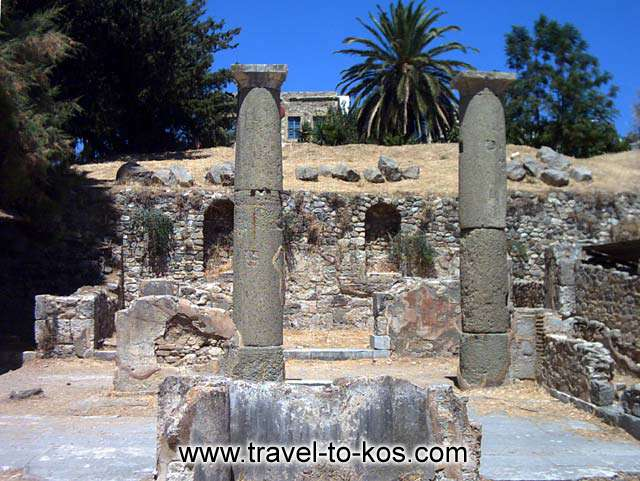 ANCIENT TOWN - Classical antiquity has endowed Kos with many important see sight.