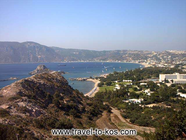 PANORAMIC VIEW - Panoramic view of kefalos area.
