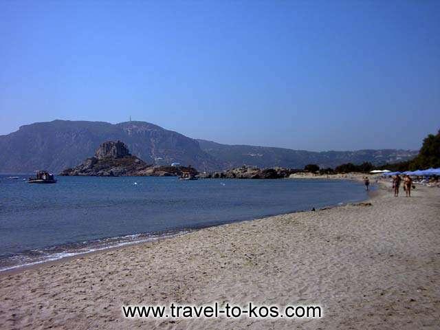 AGIOS STEFANOS BEACH - Agios Stefanos:the charm beach of Kos island.