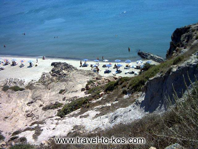 BEACH - Nature has endowed Kos with wonderful beaches.