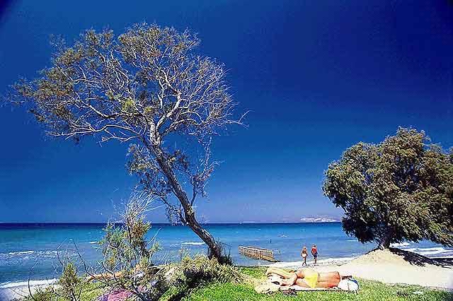 BEACH OF MARMARI -
