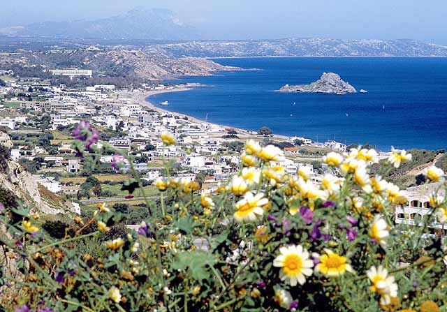 VIEW FROM KEFALOS -