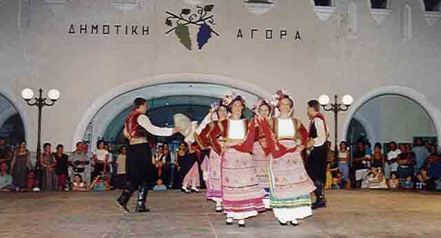 Local Dances Agora -