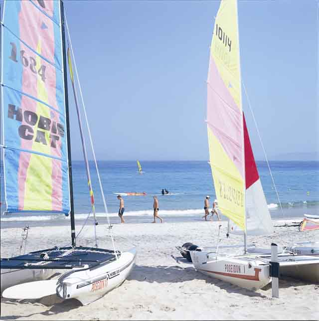 Mastichari - Enjoy various activities like windsurfing and sailing