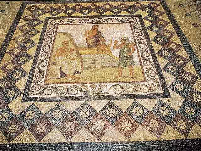 ASKLEPEIO - Mosaic