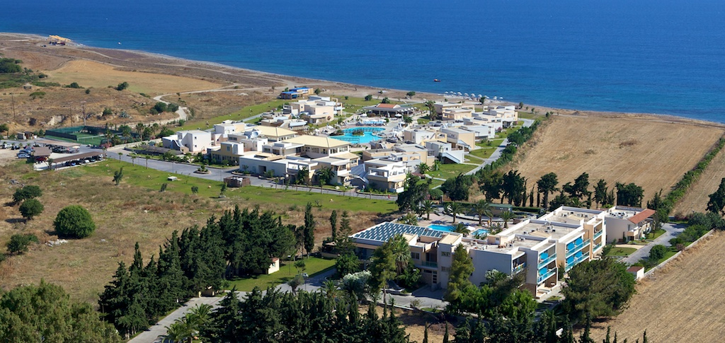 NATURA PARK VILLAGE HOTEL & SPA 5***** IN  Psalidi
