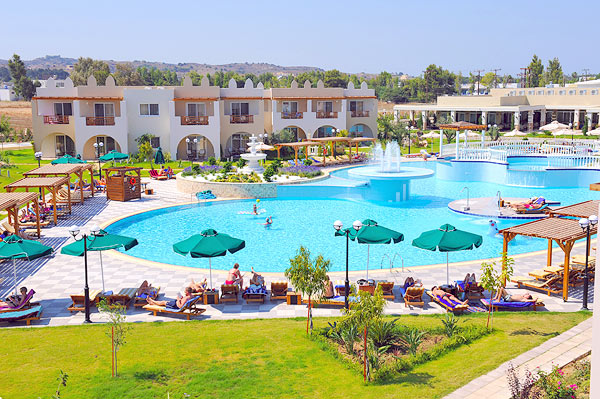 GAIA PALACE HOTEL 5***** IN  Mastichari