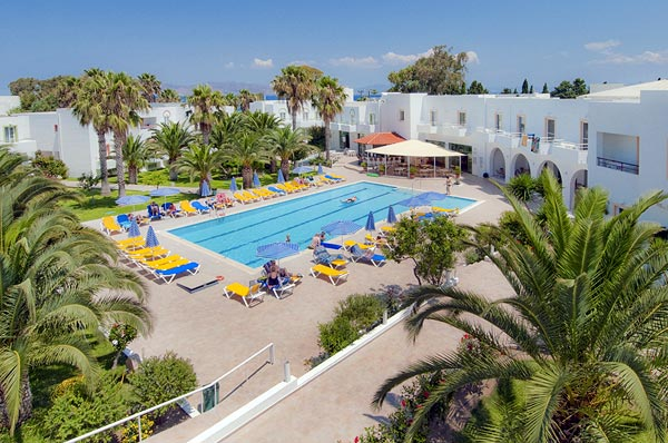 ALEXANDRA BEACH HOTEL & APARTMENTS 4**** IN  Psalidi