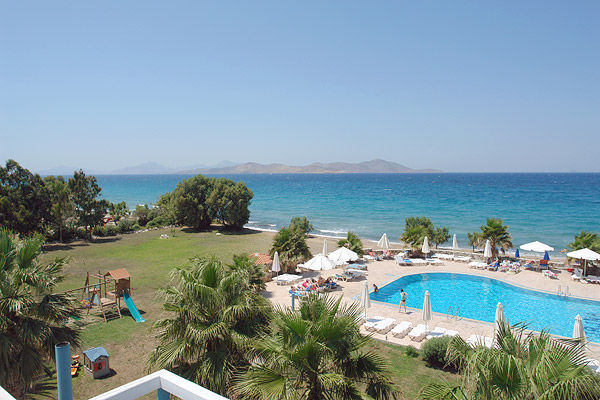 IRINA BEACH HOTEL 3*** IN  TIGAKI
