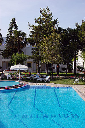 Another view of the swimming pool CLICK TO ENLARGE