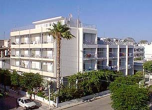 Image of Koala hotel, Kos Dodecanese Greece. CLICK TO ENLARGE