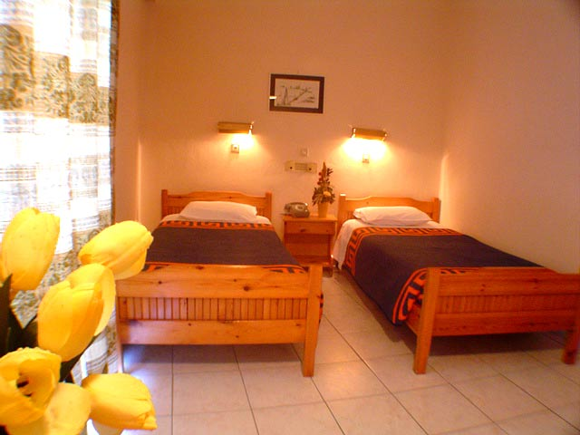 Another view of double room CLICK TO ENLARGE