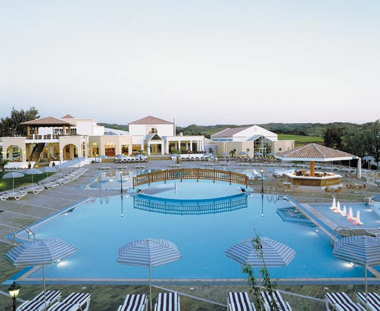 Image of the pool of Neptune Hotel,located in Kos Greece CLICK TO ENLARGE