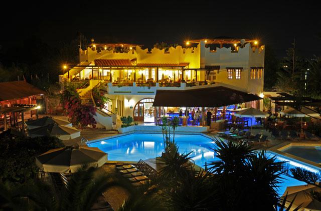 GAIA GARDEN HOTEL 3*** IN  LAMBI