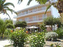 HOTEL AMERICANA 2** IN  14, Karaiskaki str. (Kos Town)