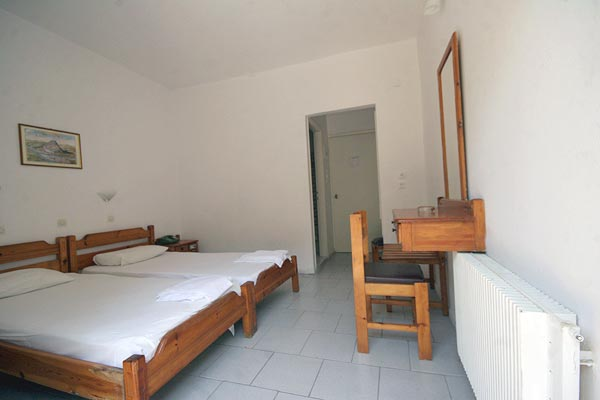 Photo od Double room of Camelia Hotel, Kos Dodecanessa. CLICK TO ENLARGE